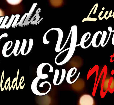 The BuzzHounds and the Nick Bell Band Live: New Years Eve: 2019'